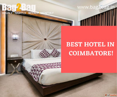 Book Best Hotel in Coimbatore at Cheap Price