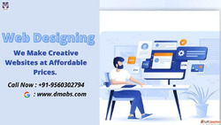 Best Website Designing Company in Delhi || DMABS