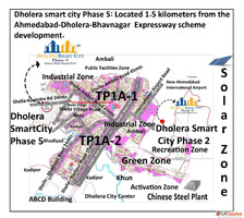 Buy Residential Plot In Dholera SIR Close To 45 Meter Wide T...