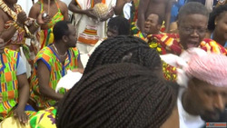 BORBORBOR- GHANA: An African Tribal Dance