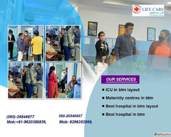 Best Dental Clinic and Pediatric Dentist in BTM - Life Care ...