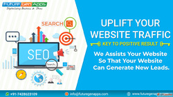 Ignite your website traffic with the best SEO Services