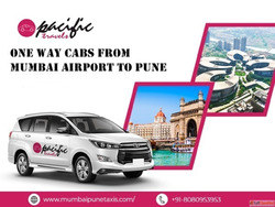 One Way Cabs from Mumbai Airport to Pune