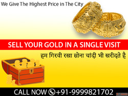 Sell Gold For Cash With Free Estimation Service