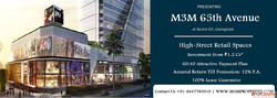 M3M 65th Avenue - Drop Into The Oasis Of Leisure - At Sector...