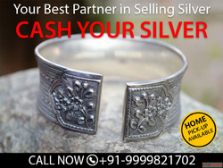 Get the best Deal for Cash For Silver In Noida