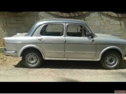 FIAT VINTAGE AND CLASSIC CARS KERSI SHROFF AUTO CONSULTANT A...