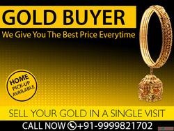 Gold Buyers In Noida That Can Give Maximum Return