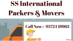 Contact SS worldwide, the Best Packers and movers in Andheri...