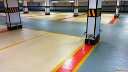 Epoxy Paint for Sports, parking, wood, industries and labs