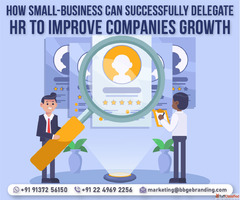 How Small-Business Can Successfully Delegate HR to Improve C...