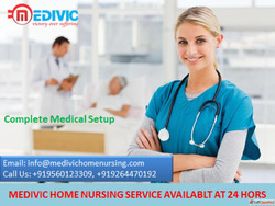 Medivic Home Nursing Service in Sri Krishna Puri Patna Easil...