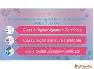 Get Your Digital Signature By e-Solutions at Old Price