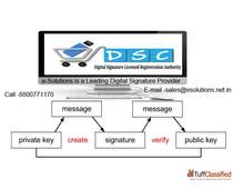 Get Class 2 Digital Signature Certificate at Low Cost