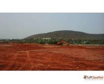 BluJ Macedonia Vizag Sea View Plots near Bheemili beach Visakhapatnam